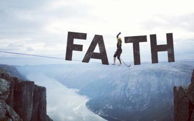 You Gotta Have Faith, Faith, Faith!