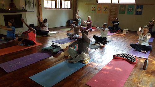 Body Mind Soul Retreat Yoga