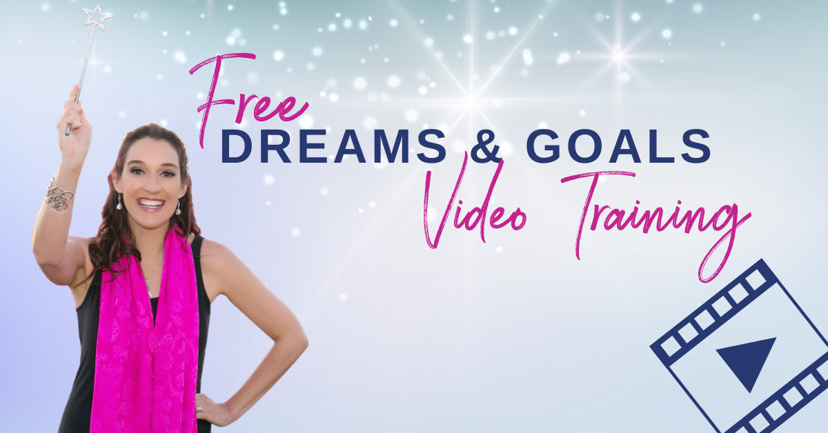 dreams & goals with soul training videos