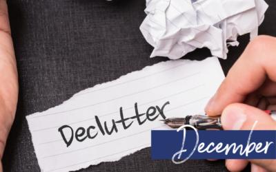 Declutter December