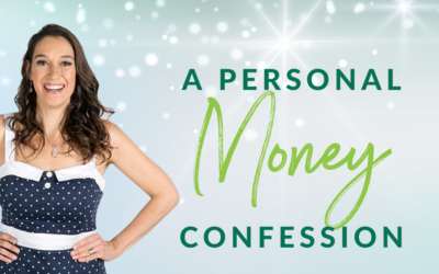 A Personal Money Confession